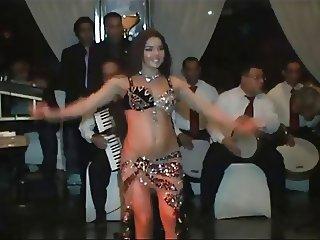 Alla Kushnir sexy Belly Dance part 10