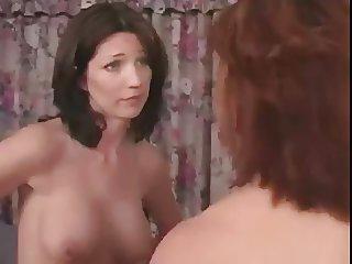 Mature lesbians funny encounter