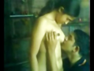 Indian Teen School Girl Enjoying With Boyfriend