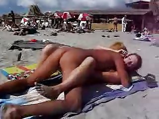 Sex at the Beach