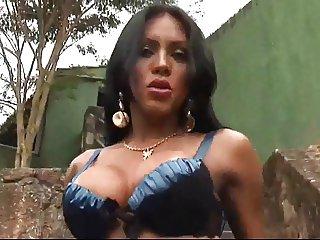 Shemale Goddess Luciana Foxx