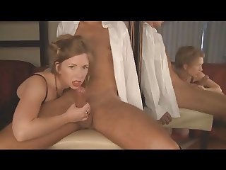 A Cock Sucking Lesson