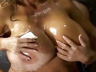 Minka Danielle Derek lesbian bath.