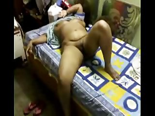 Sount indian Busty Aunty Boobs Show