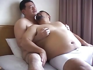 Japanese Bears Sex 2