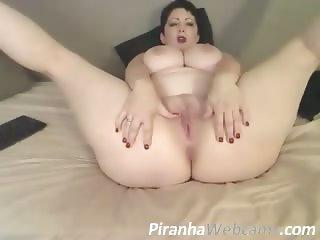 webcam masturbation super hot and mature babe