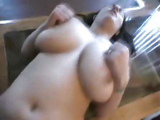 Amazing Amatrur Busty Slut