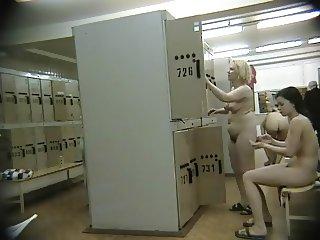 hidden change room