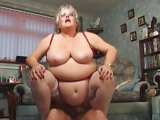 belly on this big big granny